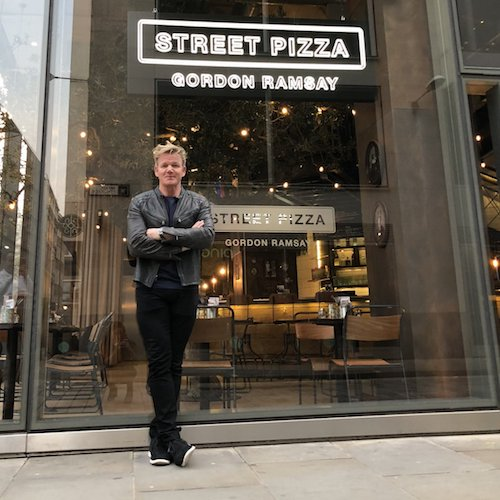 Gordon Ramsey Street Pizza
